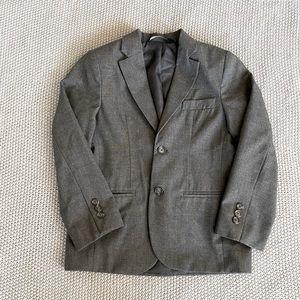 3/$20 Boys Suit Jacket Blazer Gray Size 7